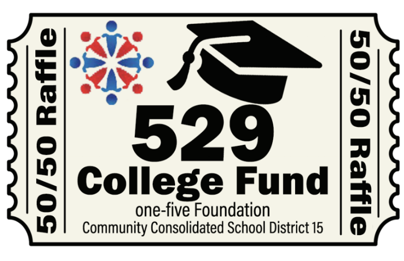Enter the one-five Foundation's 529 College Fund Raffle for a chance to win $26,450!